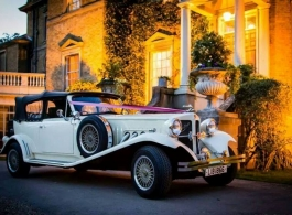 Vintage Style Beauford for weddings in Basildon